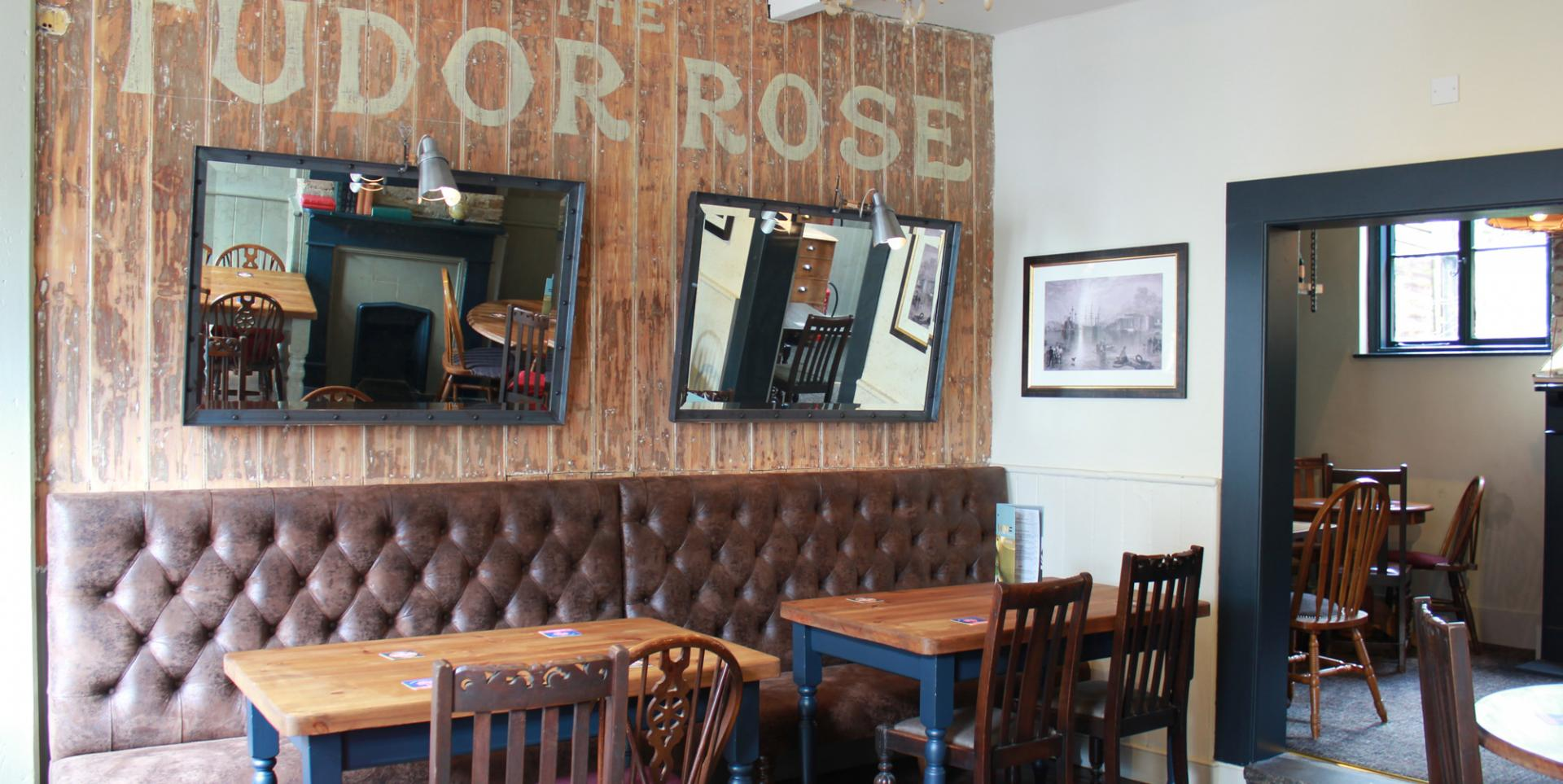 Tudor Rose, Upper Upnor, Rochester